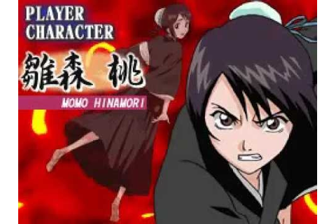 Bleach Blade Of Fate - Challenge Mode - Momo Hinamori ...