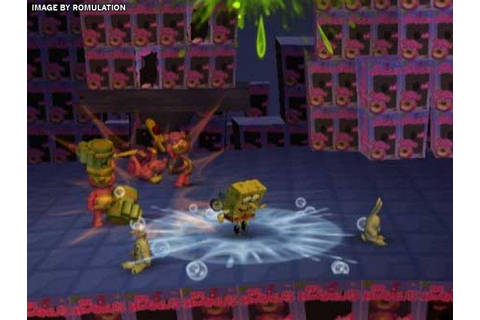 Nicktoons - Attack of the Toybots (USA) Nintendo Wii ISO ...