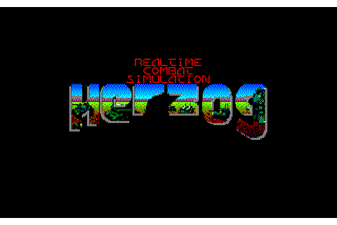 Download Herzog (PC-88) - My Abandonware