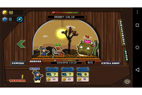Tap Heroes – Games for Android – Free download. Tap Heroes ...
