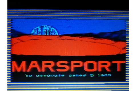 Marsport (Gargoyle Games) | Isofarro | Flickr