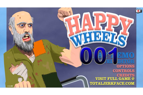 Let's Play Happy Wheels Demo #001 Blut und Körperteile ...