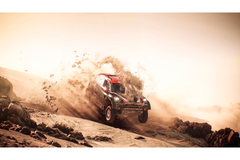 DAKAR 18 Details Revealed Along With CGI Trailer And Images