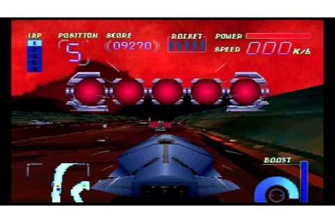 Cyber Speedway (Full Playthrough) - Sega Saturn - 16:9 ...