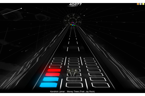 Music month: Audiosurf | The Bombers' Notebook