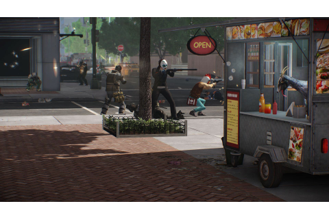 Goat Simulator heist for Payday 2 out this week | VG247