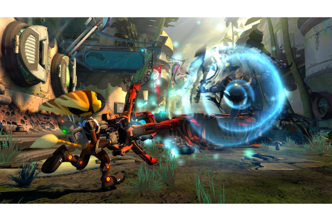 Ratchet & Clank: Into The Nexus - PS3 - Ratchet Galaxy