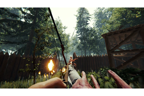 Acclaimed open-world survival game The Forest has a PS4 ...