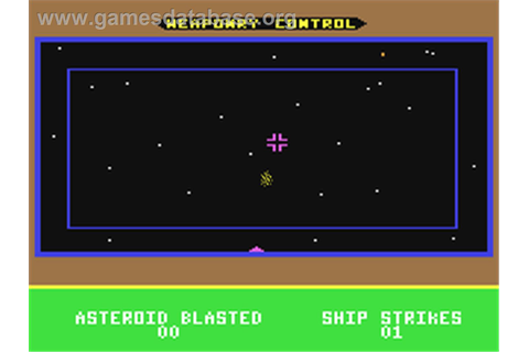 Jupiter Mission 1999 - Commodore 64 - Games Database