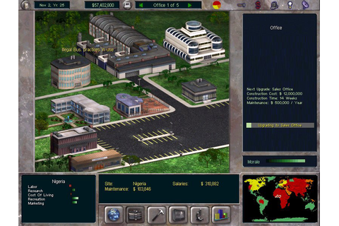 Download The Corporate Machine Full PC Game