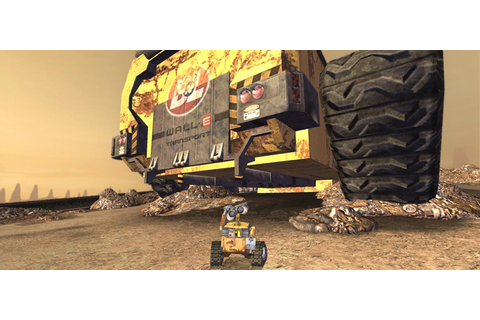 Wall-E: Are Movie Games Getting Better? | WIRED