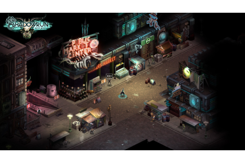Download Shadowrun Returns Deluxe DLC Full PC Game