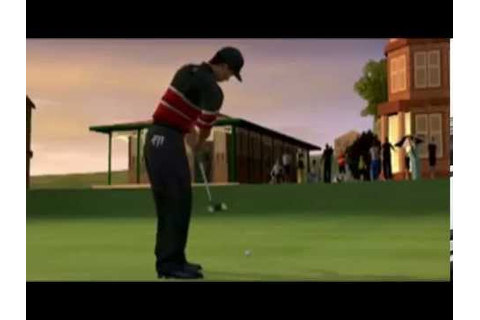 Tiger Woods PGA Tour 2004 - Game Teaser (2003) GameCube ...