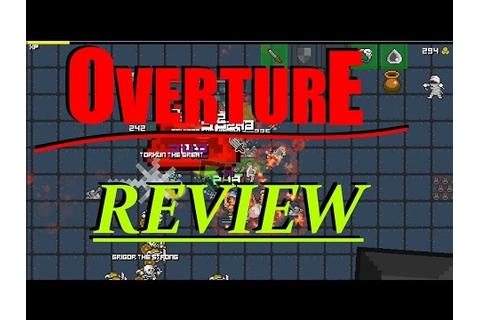 "STEAM Game Info for ""Overture"" + Steam Trading Cards! 
