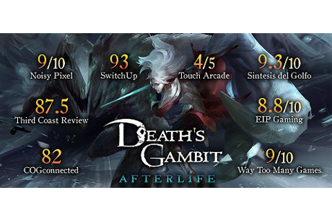 Save 30% on Death's Gambit on Steam