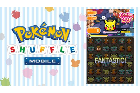 Pokémon Shuffle Mobile Cheats: Tips & Strategy Guide ...