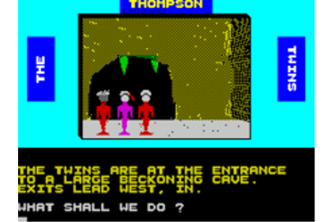 The Thompson Twins Adventure - Wikipedia