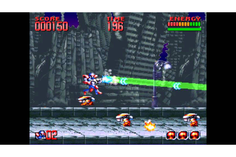 Get Super Turrican 2 for Android - Free Download of SNES ...