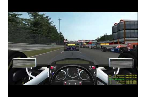 rFactor Game For PC Free Download - YouTube