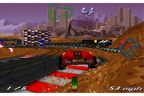 Track Attack Download (1996 Sports Game)