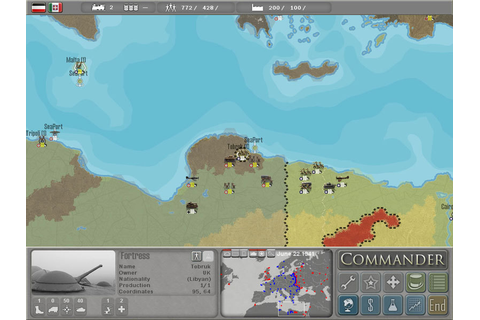 Commander: Europe At War | macgamestore.com