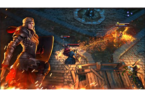 The witcher: Battle arena iPhone game - free. Download ipa ...