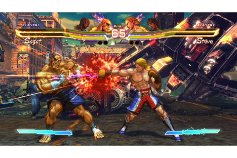 Street Fighter X Tekken PC | Download Free Game