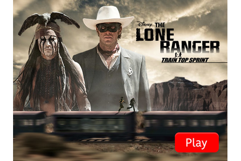 The Lone Ranger Games & Activities | Disney Movies