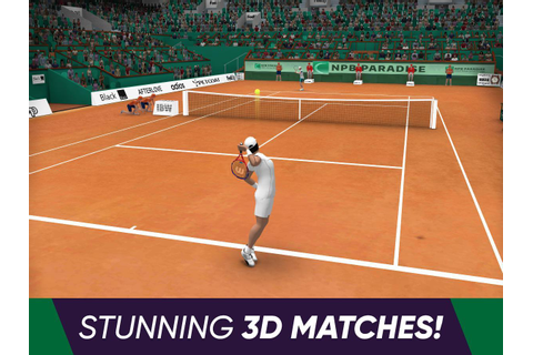 Tennis World Open 2020: Free Ultimate Sports Games for ...