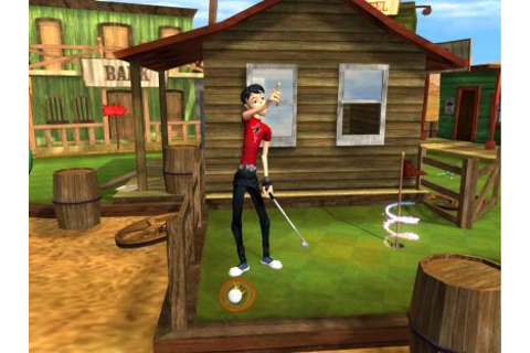 Demos: Nintendo DS: 3D Ultra Mini Golf | MegaGames