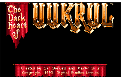 The Dark Heart of Uukrul Details - LaunchBox Games Database