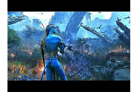 AVATAR Official Announcement Trailer - AVATAR 2 Game ...