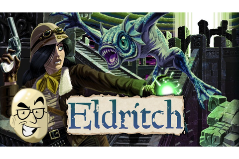 Let's Look At: Eldritch! [PC] - YouTube