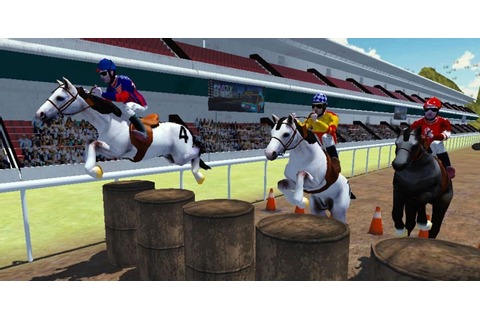Horse Racing Derby Quest Review - Horse Games Online