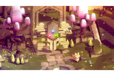 Tunic Looks Like A Zelda Fan's Dream In New Trailer - Game ...