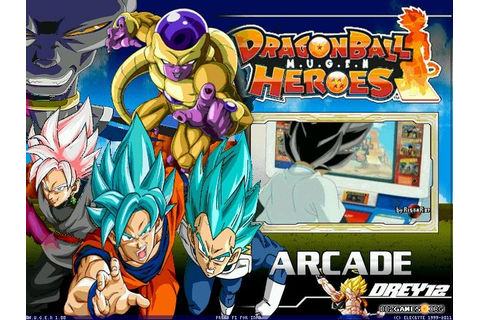 Download game dragon ball heroes mugen 2 free download