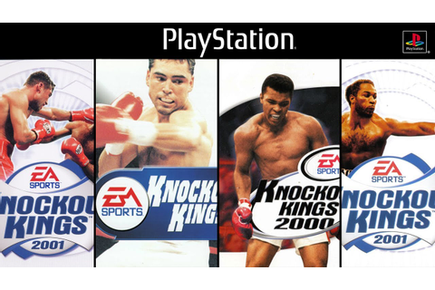 All Knockout Kings Games in PS1 - YouTube