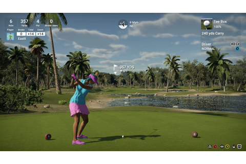 The Golf Club 2 for Xbox One review: The tough golf sim ...