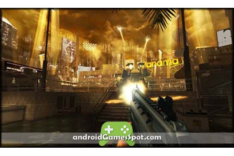 Deus Ex: The Fall android game free download