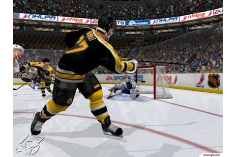 NHL 2004 Review - IGN
