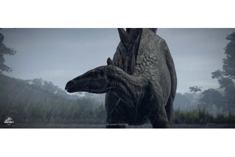 Jurassic World Evolution's first in-game footage is Wondrous