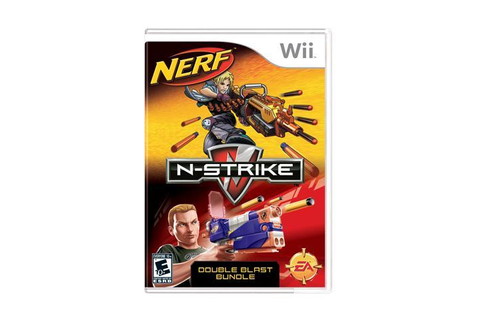 Nerf N Strike Double Blast Bundle Wii Game - Newegg.com