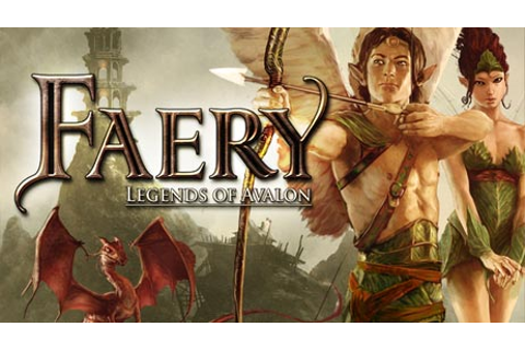 Buy Faery - Legends of Avalon key | DLCompare.com