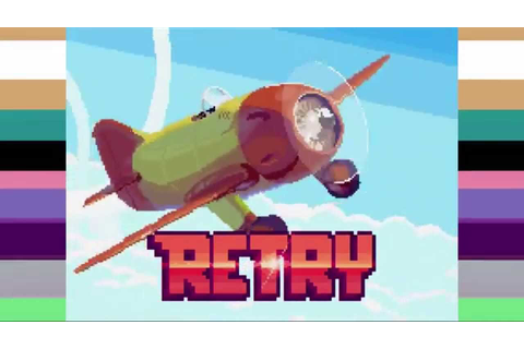 RETRY gameplay trailer - out soon in app stores! - YouTube