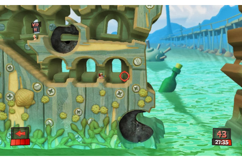 Worms Revolution - Download Full Version Pc Game Free