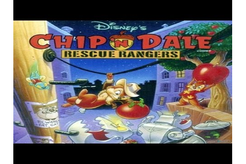 Disneys Chip n Dale Rescue Rangers - The Adventures in ...
