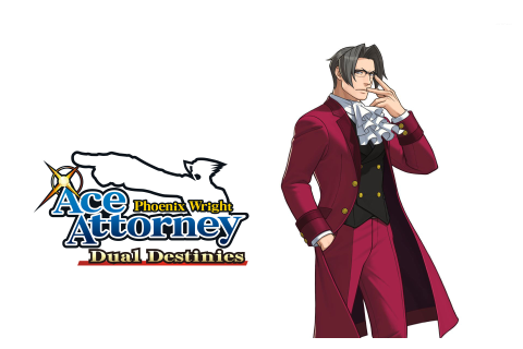 Phoenix Wright: Ace Attorney - Dual Destinies full