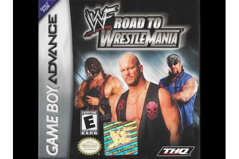 WWF Road to Wrestlemania (Nintendo Game Boy Advance ...