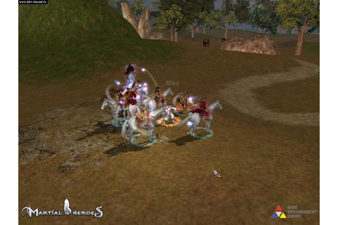 Martial Heroes PC Games Image 3/17, CRSpace, Game Entertainment Europe