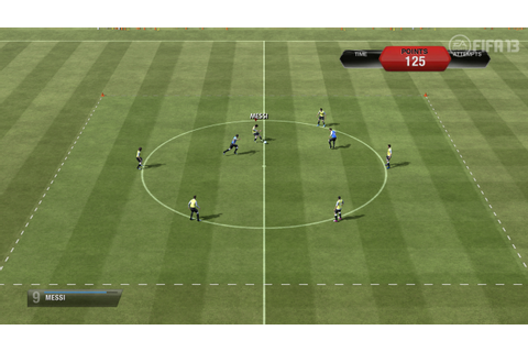 FIFA 13 - Skill Games! - FIFA 18 Ultimate Team, FUT Web ...